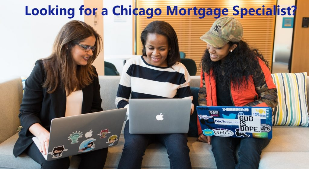 Three Women Looking for chicago Mortgage Lenders?
